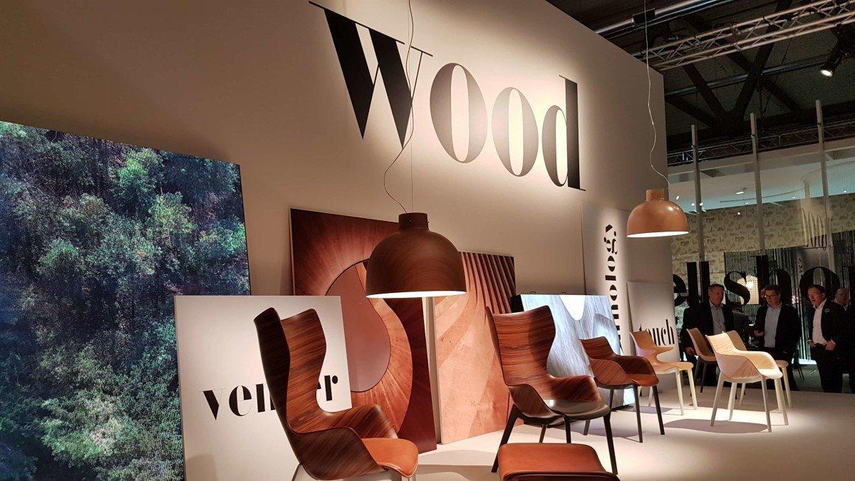 salone del mobile, kartell, legno