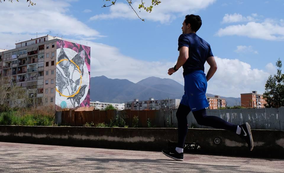 La filosofia colorful di Linvea tra territorio e street art