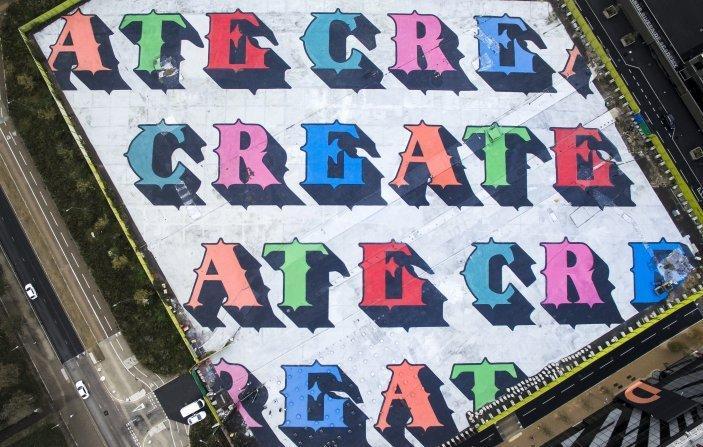 La street art di Eine infiamma il marketing di Zippo