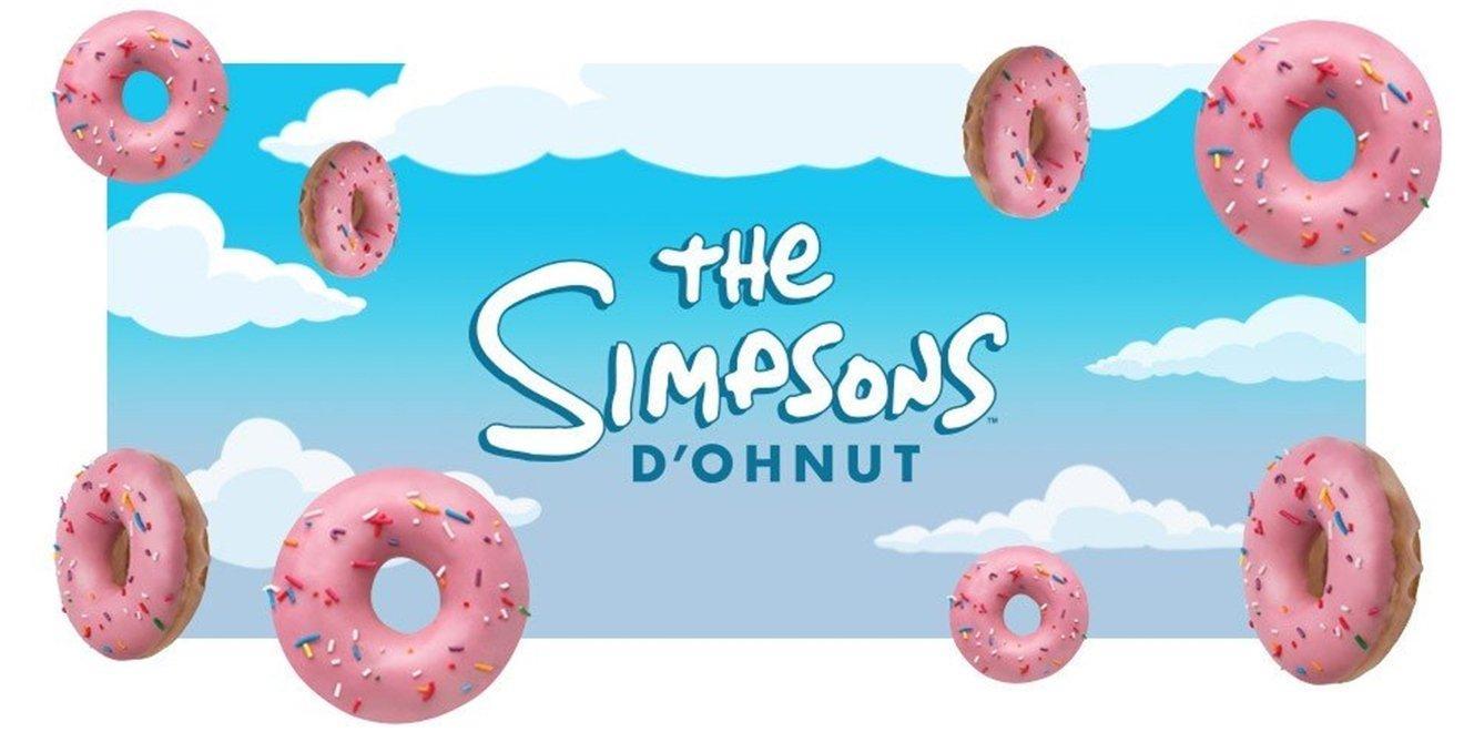 The D'ohnut, le ciambelle dei Simpson diventano realtà