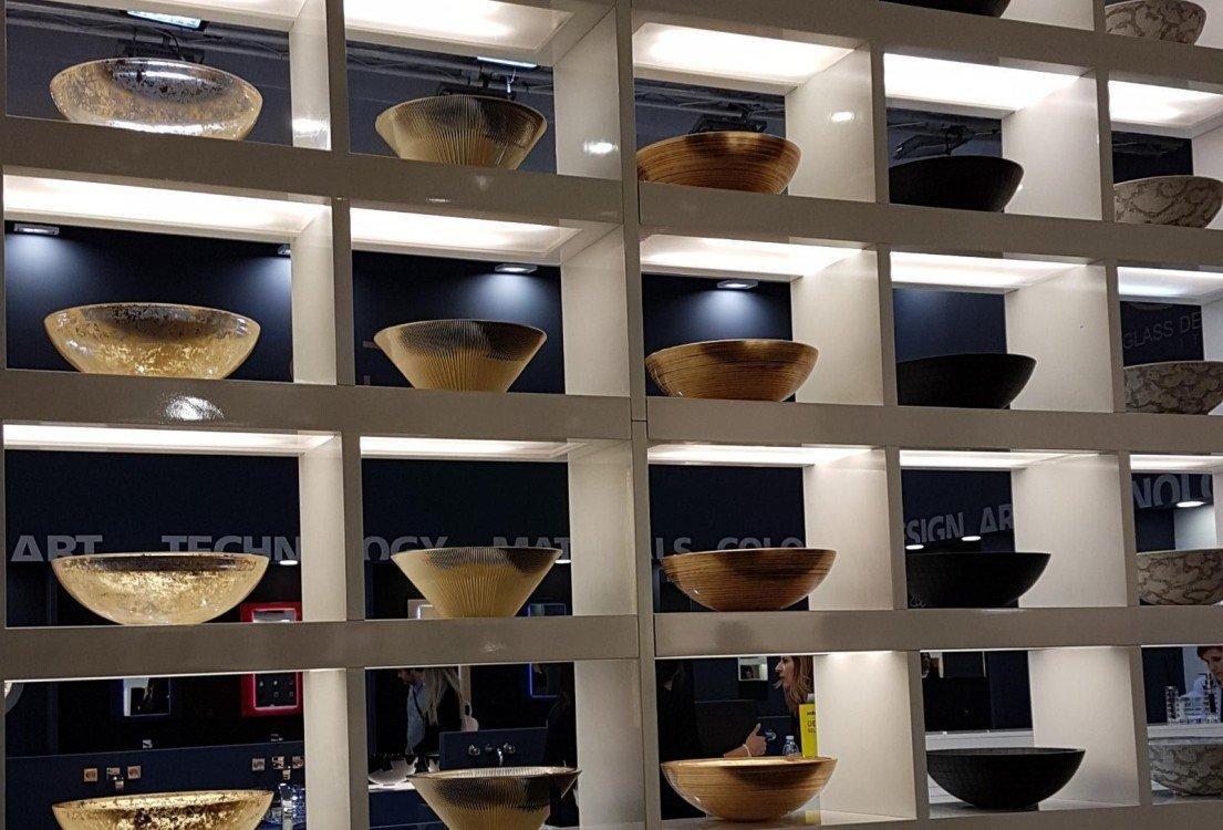 glass design, salone del mobile