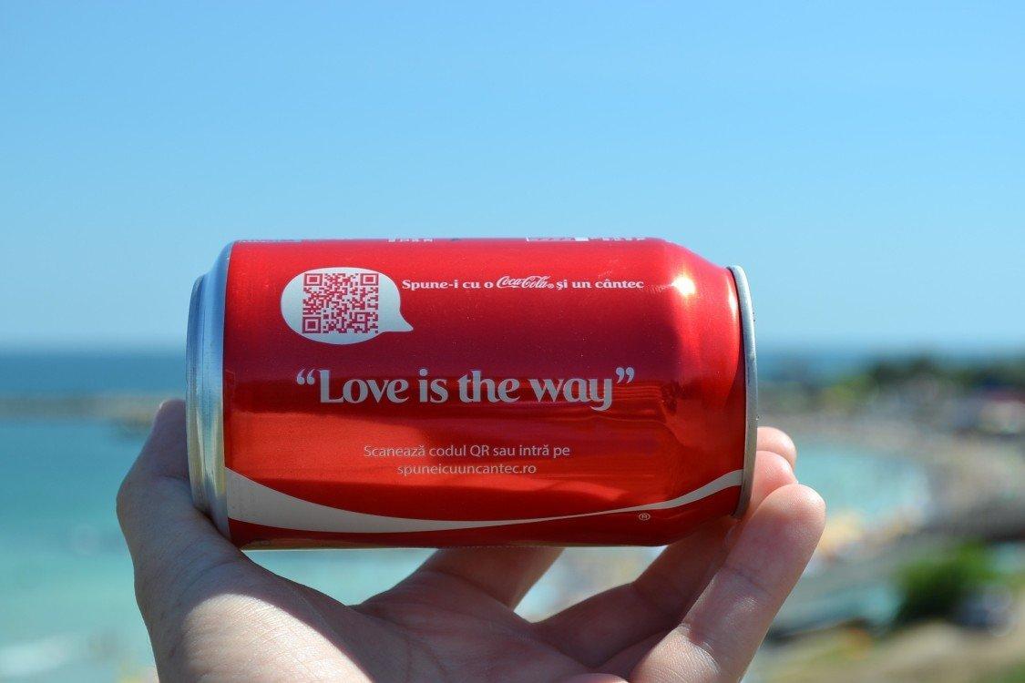 condividi una coca cola, marketing personalizzato