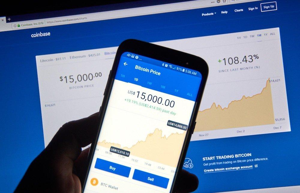 Coinbase crea un fondo da 15 milioni per investire nelle startup del fintech