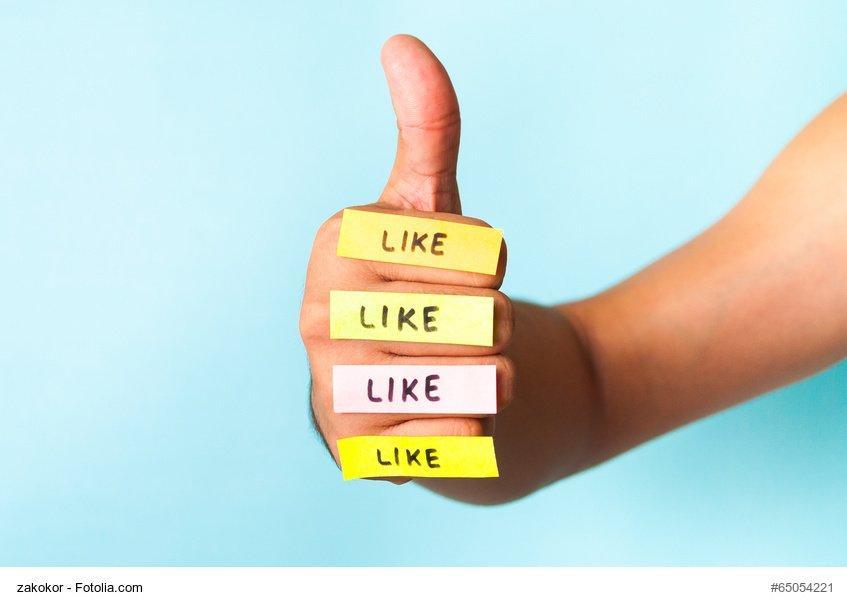 8 tattiche ninja per ottenere più likes sulla tua pagina Facebook