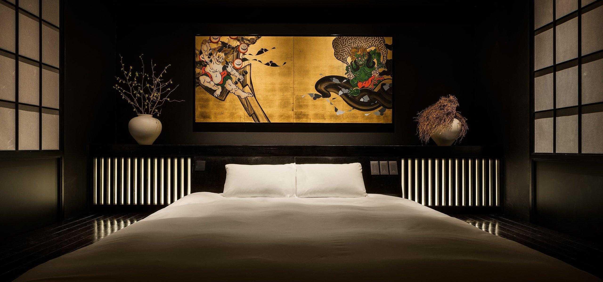 Ecco l'hotel di Tokyo che ti fa immergere nel design e nell'arte giapponese