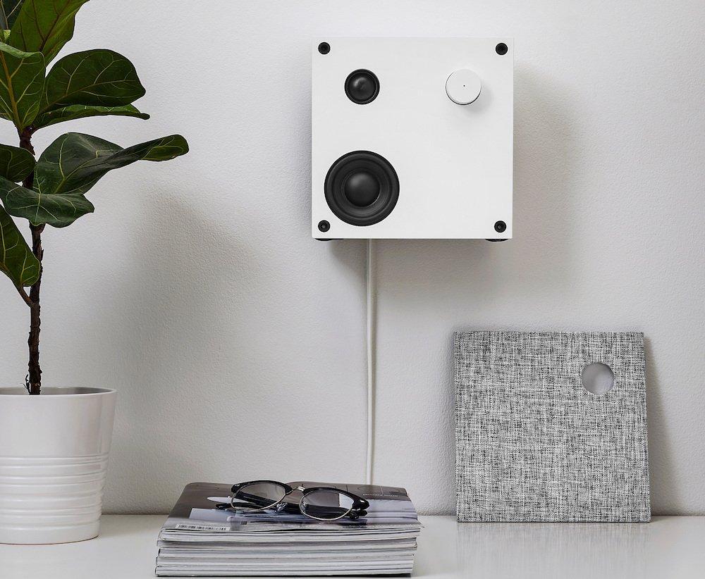 Ikea lancia i suoi primi altoparlanti Bluetooth, che (ovviamente) ti monti da solo