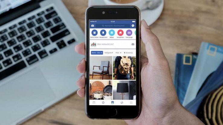 Cosa devi sapere per vendere prodotti e servizi facendo pubblicità sul Marketplace di Facebook