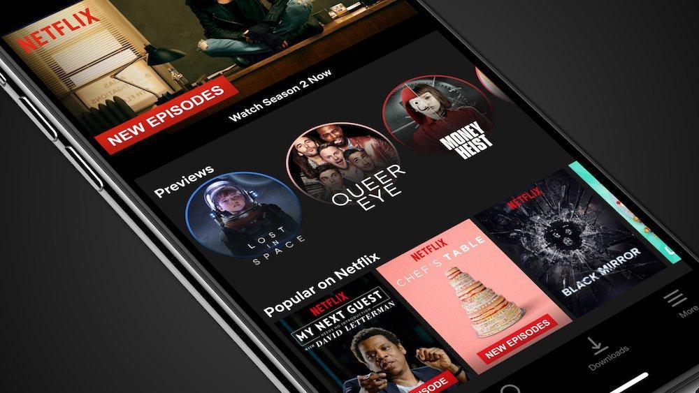 Netflix sta testando un nuovo abbonamento (più economico) solo per dispositivi mobili