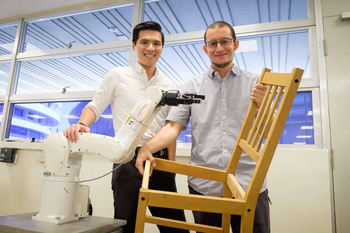 I robot sono ora in grado di svolgere un compito difficilissimo: montare un mobile IKEA