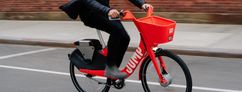 Più di 100 milioni su una startup di bike sharing: Uber investe sulla mobilità a 2 ruote