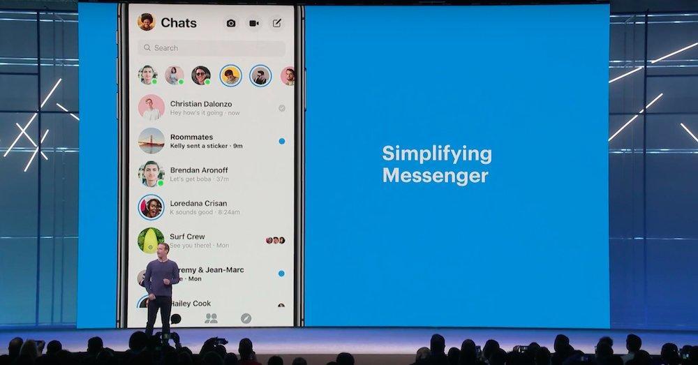 Facebook Messenger, cosa cambia