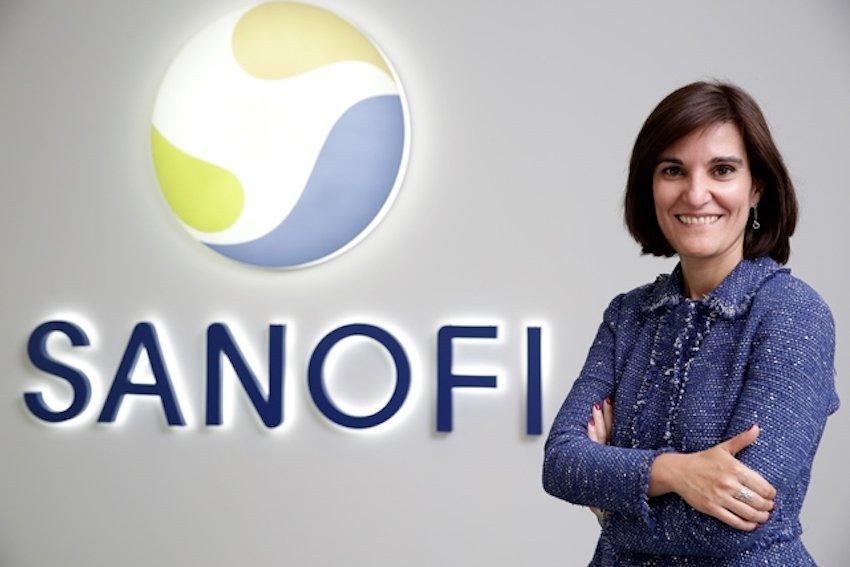 Ana Garcia-Cebrian General Manager della divisione Diabete e Cardiovascolare di Sanofi Italia