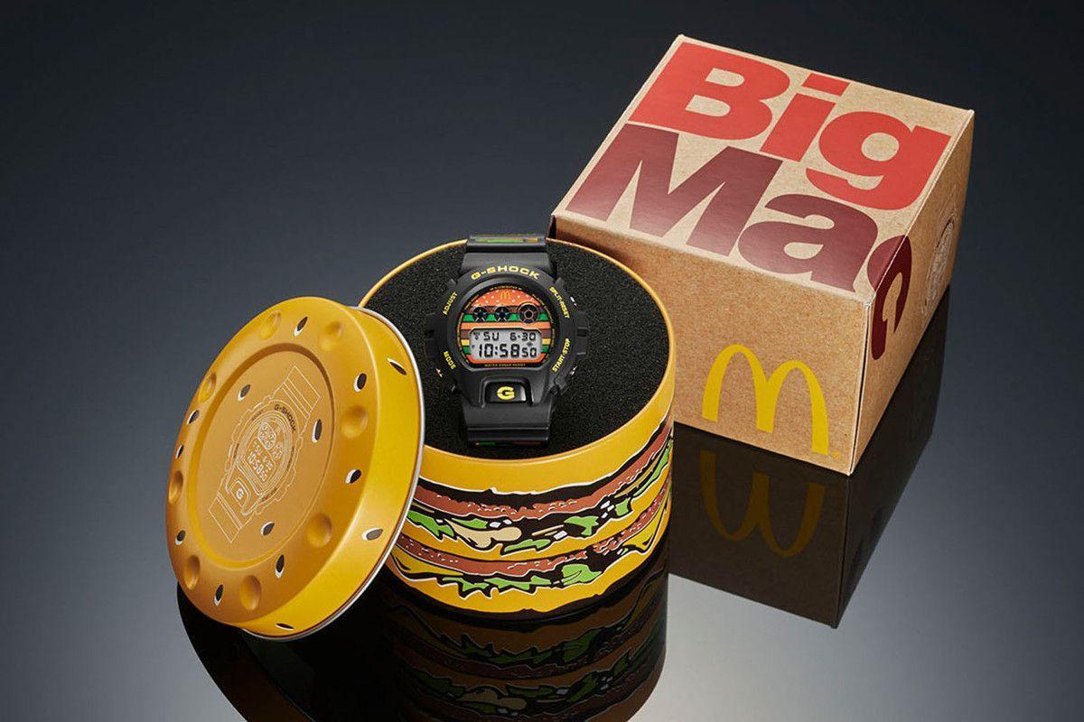 Il Big Mac compie 50 anni e festeggia con una serie di gadget a tema