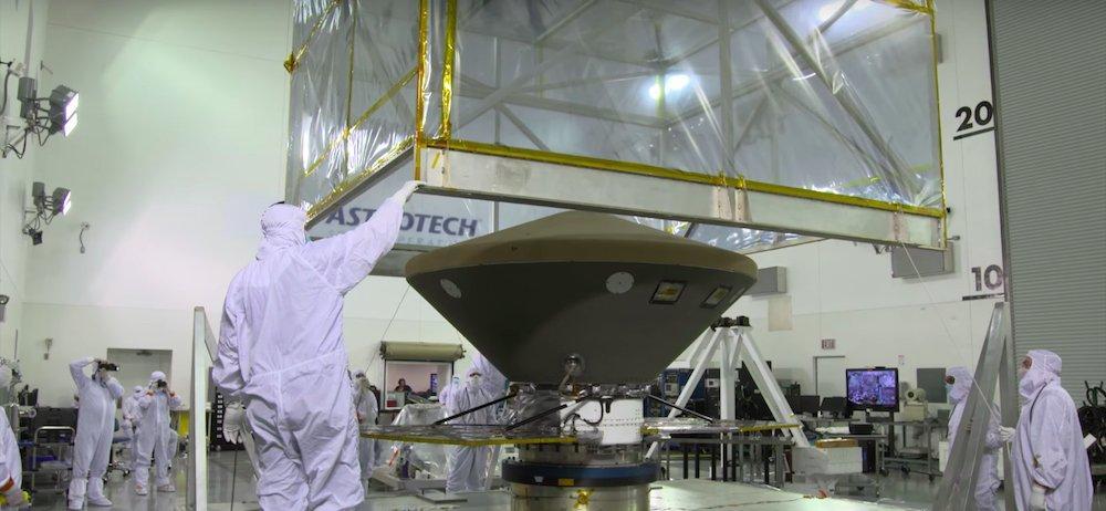 InSight in viaggio verso Marte. La missione della NASA, spiegata