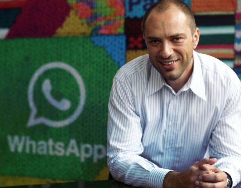 Anche il papà di WhatsApp lascia Facebook dopo lo scandalo