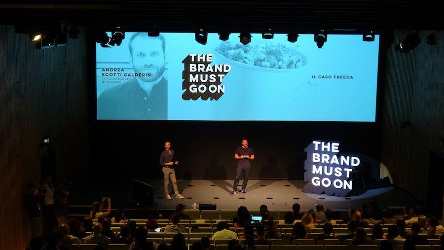 LIVE The Brand Must Go On