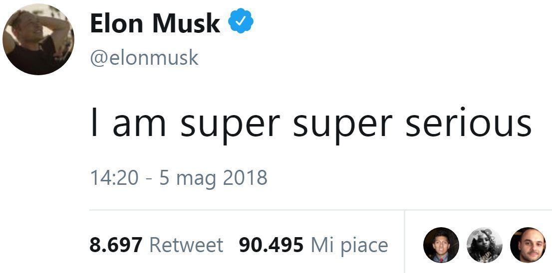 Elon Musk trolla Warren Buffett annunciando un business sulle caramelle