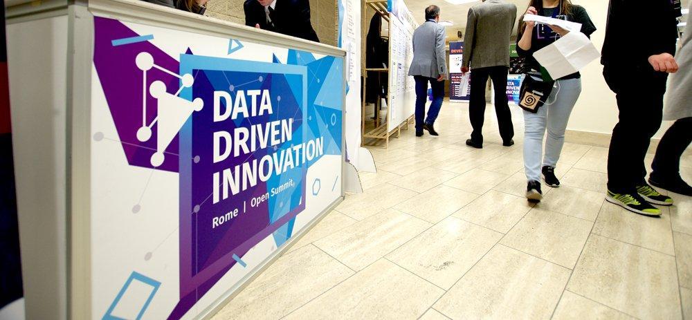 Data Driven Innovation, due giorni a Roma per gli stati generali dei dati