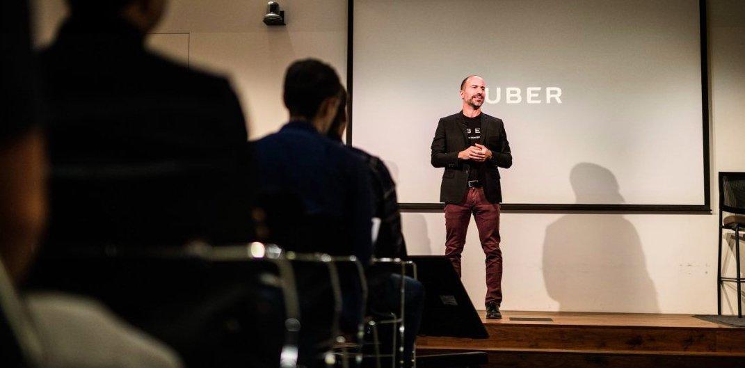 Uber verso l'IPO nel 2019: Vogliamo essere l'Amazon dei trasporti