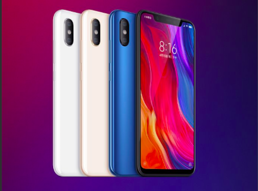 Xiaomi lancia il suo Mi 8 (no, non è la copia dell'iPhone X)
