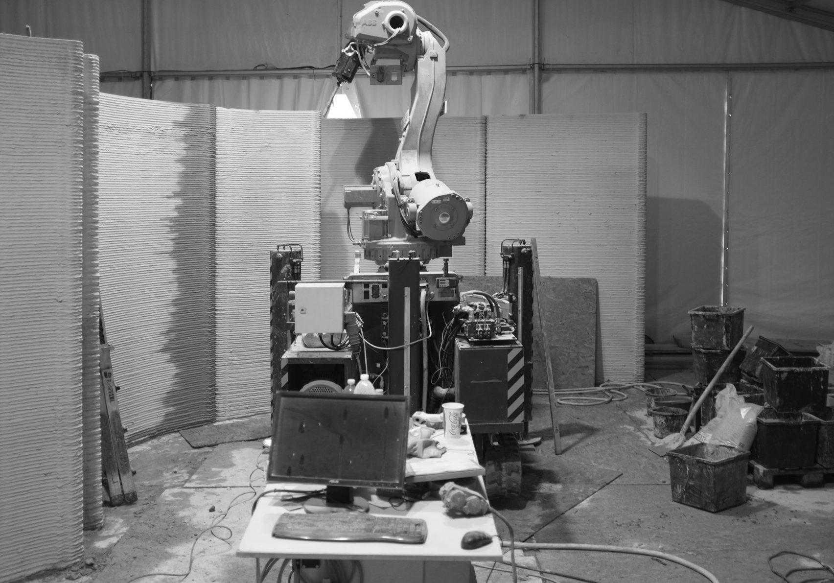 La stampa 3D è il futuro dell'edilizia