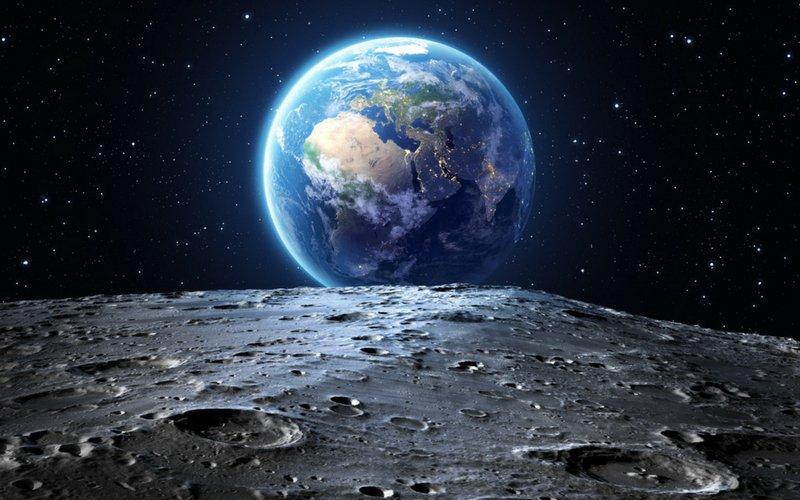 La NASA vuole usare polvere lunare per costruire direttamente sulla Luna con la stampa 3D