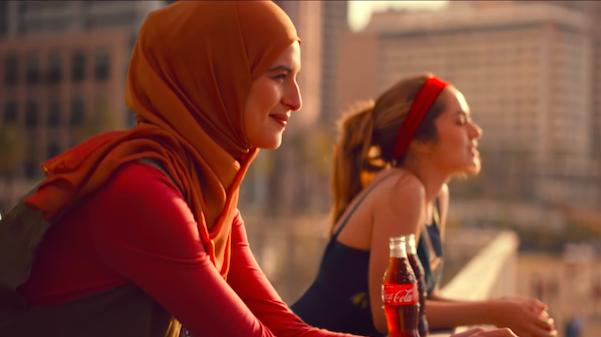 Ramadan e Coca Cola Netherland. Spot 2018