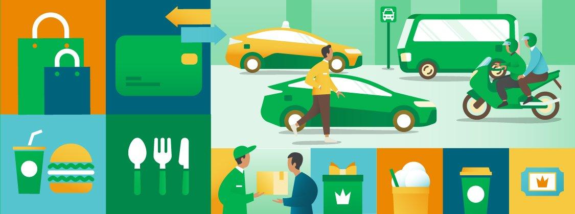 Investimento record di Toyota: 1 miliardo in Grab, l'Uber della Malesia