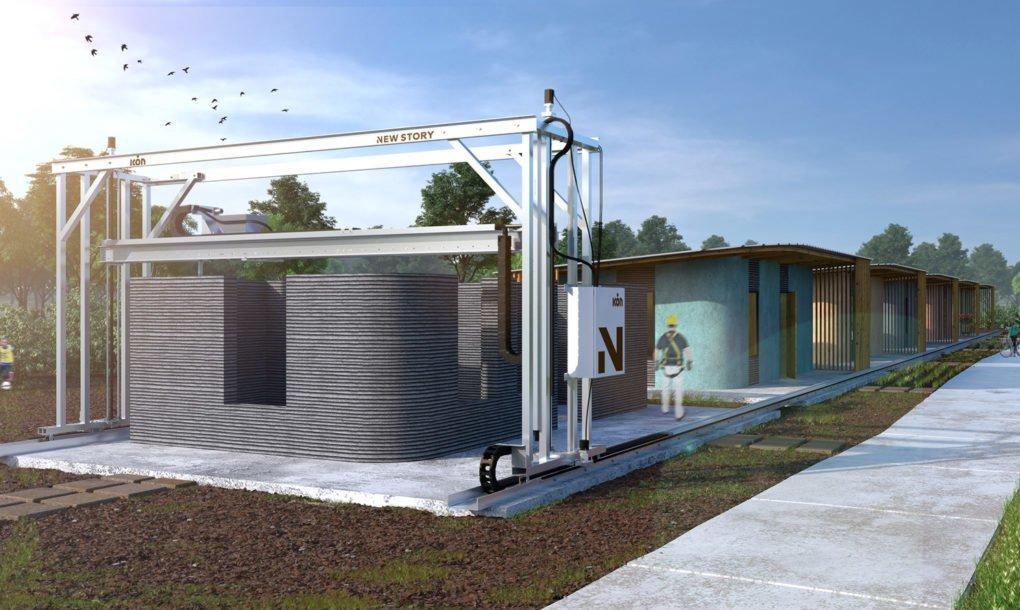 5 esempi di case in 3D per capire in che direzione si muove il mondo dell'edilizia