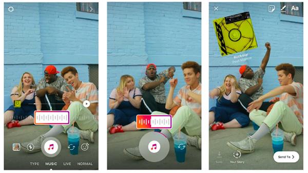 Instagram aggiunge la musica alle Stories, ecco come fare