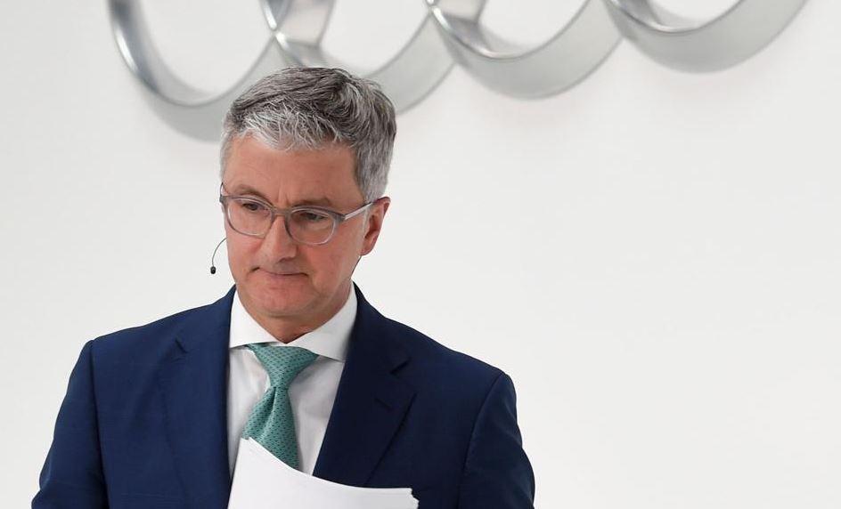 Arrestato l'Ad di Audi (e il titolo crolla in Borsa)