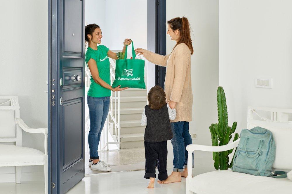 Round da 13 milioni per Supermercato24, la startup che consegna generi alimentari