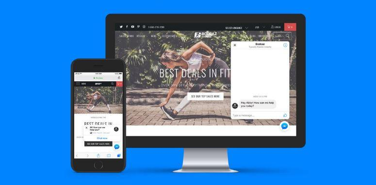 Come integrare Messenger sul proprio sito web o eCommerce