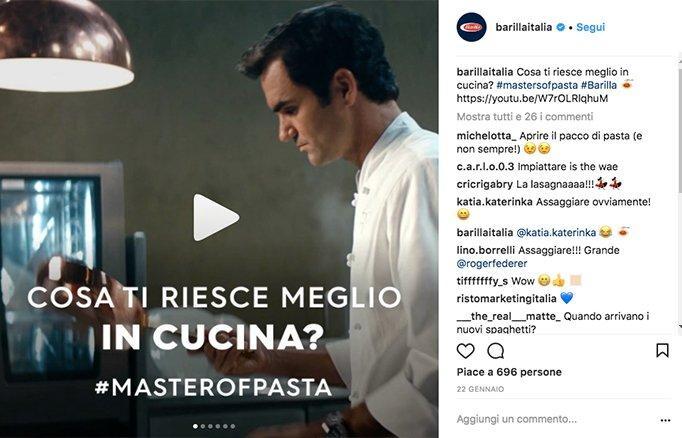 domande su instagram