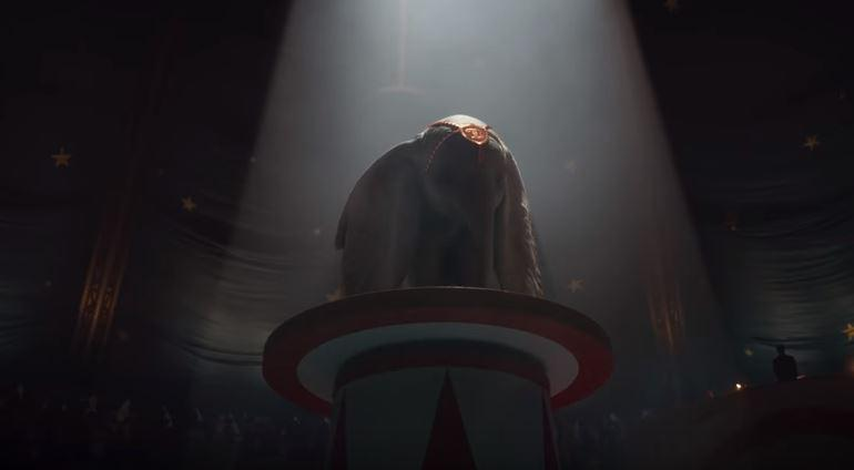 Disney lancia il trailer del nuovo Dumbo firmato da Tim Burton