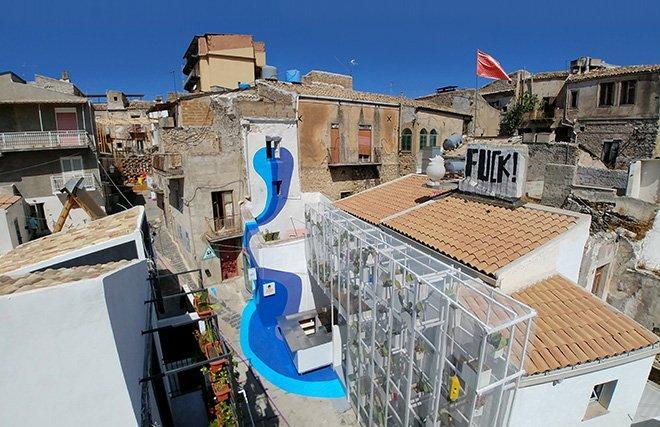 La scatola di latta diventa street art grazie al progetto di Massimo Sirelli e liquirizia Amarelli
