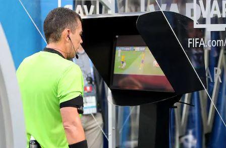 var mondiali di calcio russia 2018