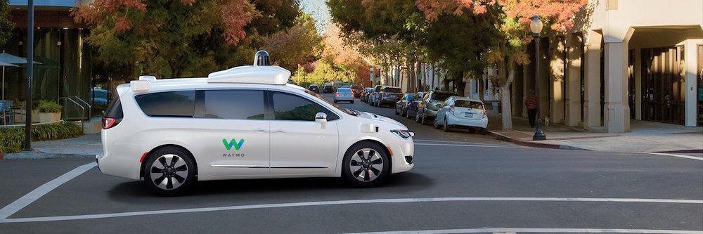 Waymo: porteremo i taxi a guida autonoma anche in Europa