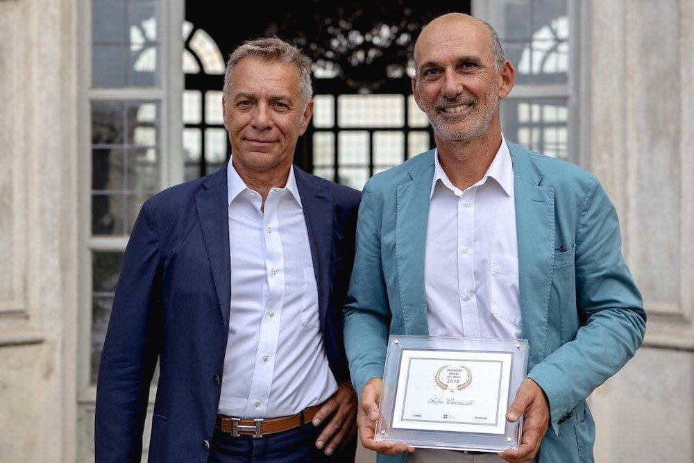 Ha creato B Heroes, a Fabio Cannavale il Premio Business Angel 2018 | Video