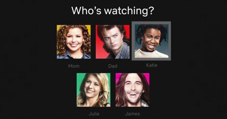 Nuove icone profilo in arrivo su Netflix, con i personaggi delle serie più popolari