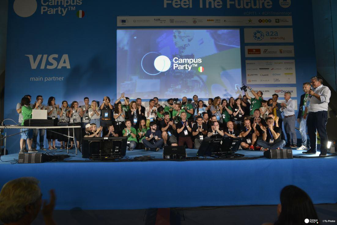 Campus Party, al via la seconda edizione a Milano