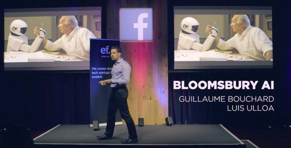 Facebook vuole Bloomsbury AI, startup di Intelligenza Artificiale