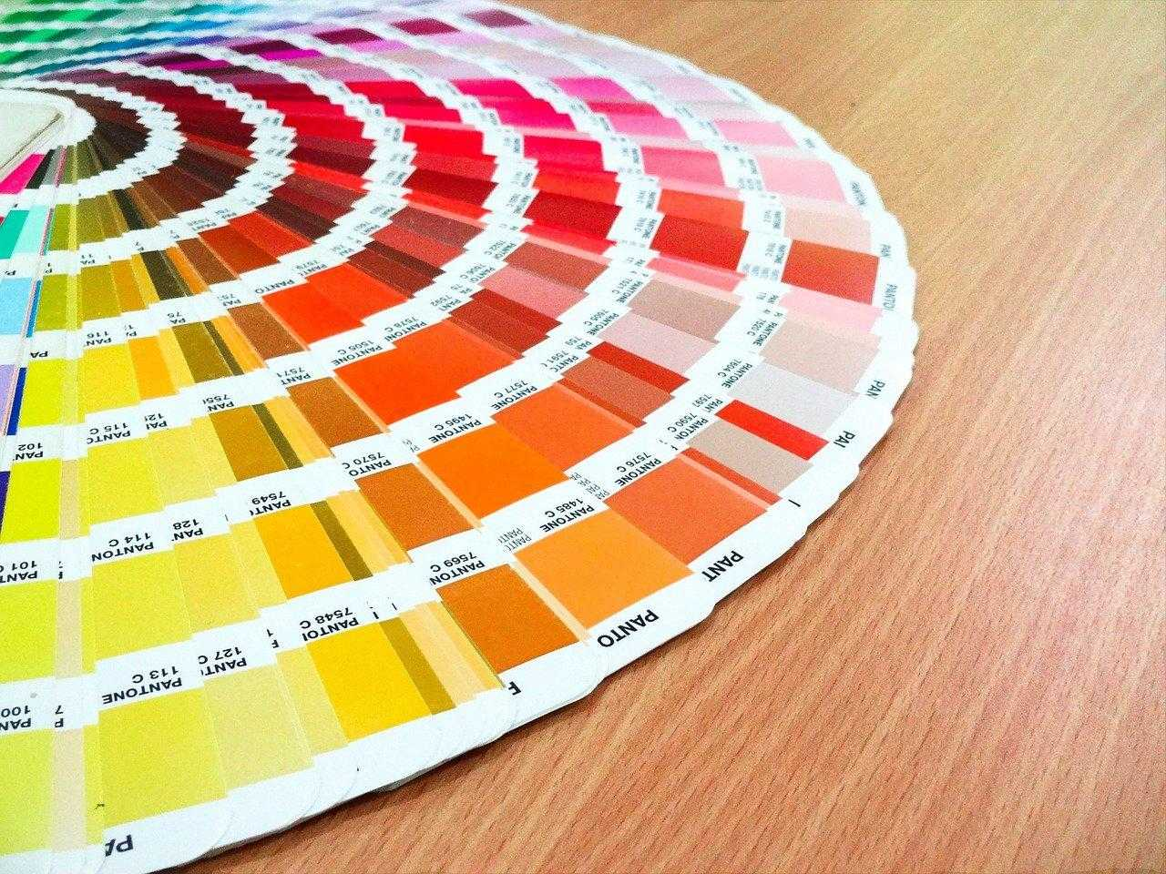 Consigli per la scelta della palette colori in un progetto di design