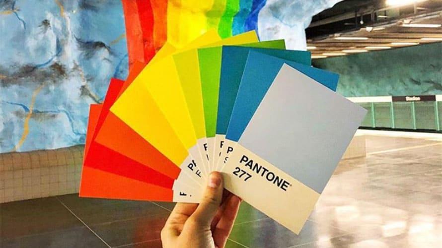 Pantone espande la propria collezione con 203 nuovi colori