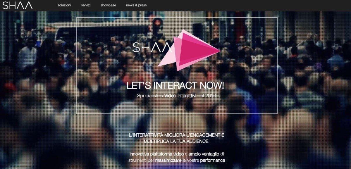 shaa video mosaicoon startup