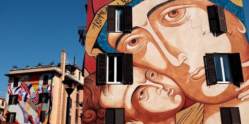 La catena alberghiera Hilton coinvolge i viaggiatori che amano la street art