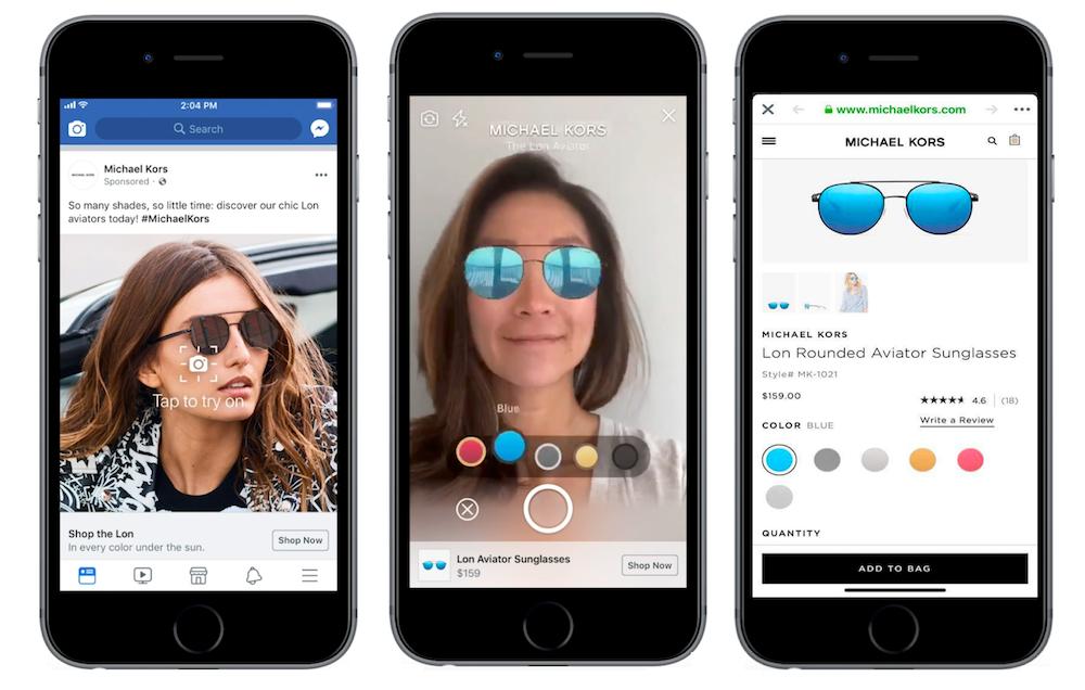 Week in Social: Facebook lancia le ads in AR e su Instagram arrivano le nuove domande nelle Stories