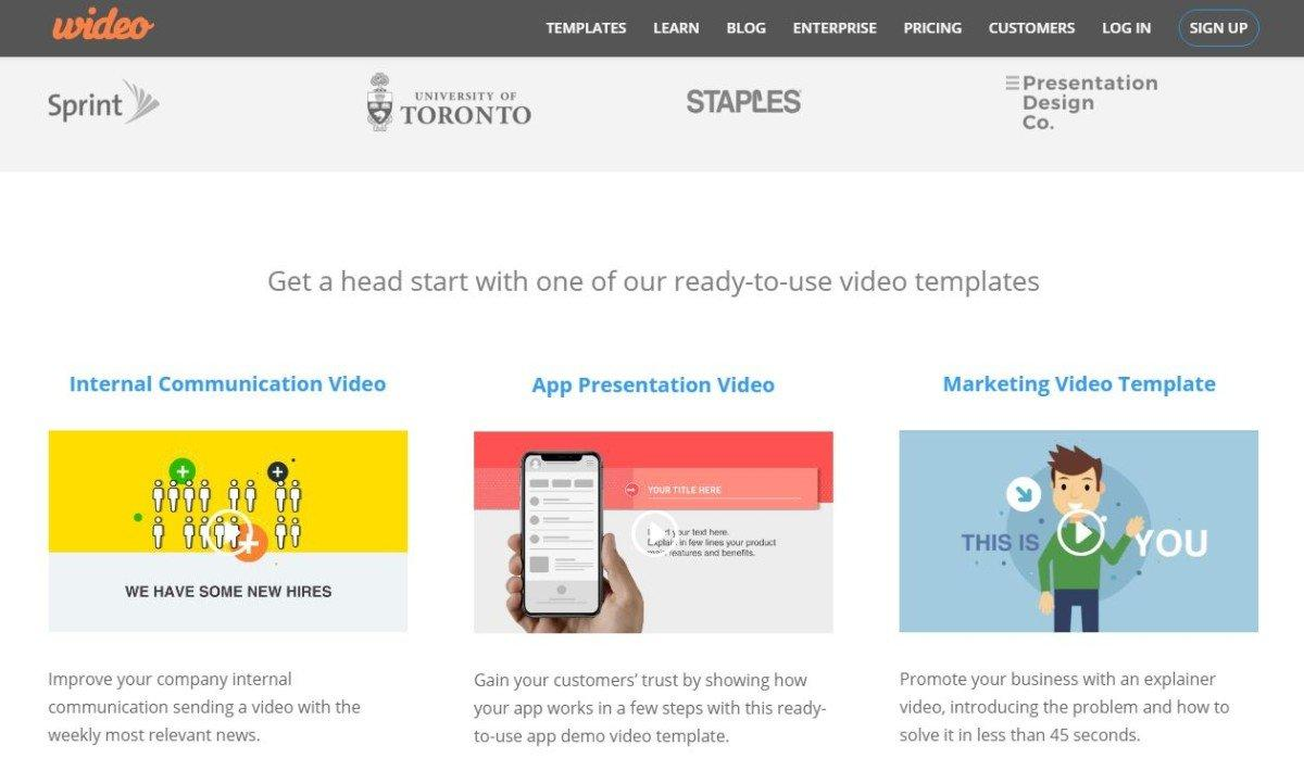 wideo video startup mosaicoon