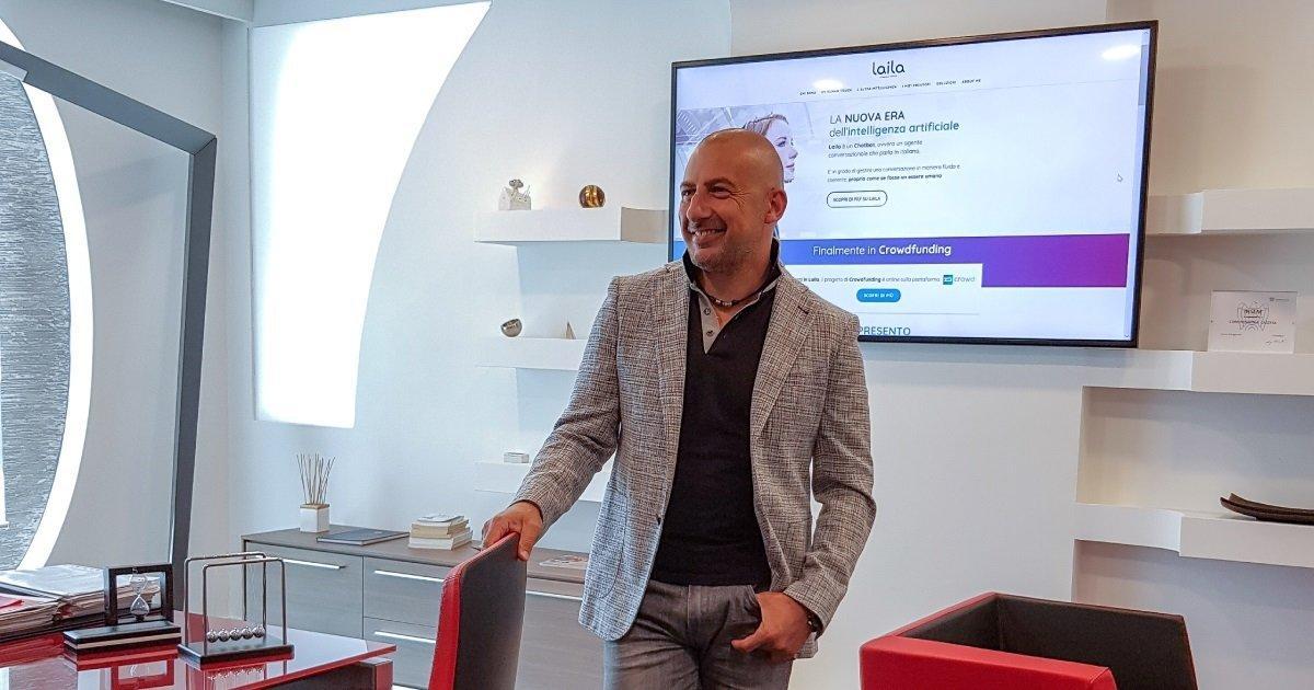 CEO Carmine Pappagallo