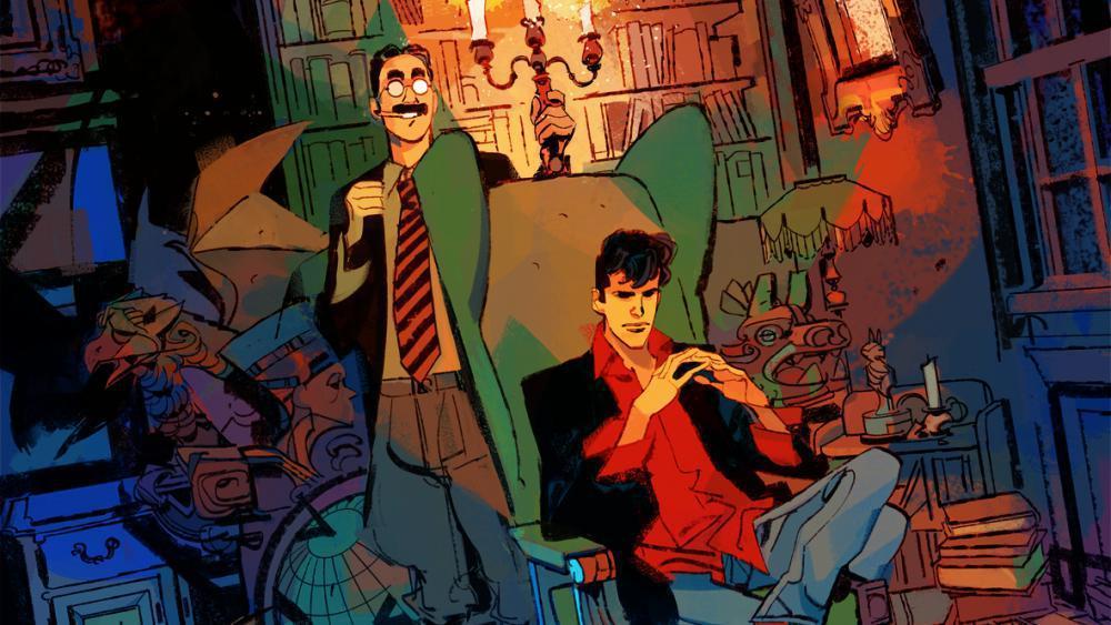 Bonelli Editore produrrà una serie TV su Dylan Dog (in inglese)